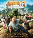 Kelionė į paslaptingą salą Blu-ray