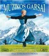 Muzikos garsai Blu-ray