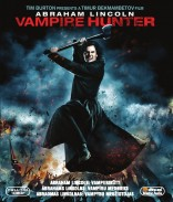 Abraomas Linkolnas. Vampyrų medžiotojas 3D Blu-ray