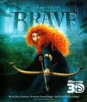 Karališka drąsa 3D Blu-ray