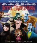 Monstrų viešbutis 3D Blu-ray / Blu-ray