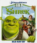 Šrekas 3D Blu-ray