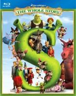 Šrekas. Visa istorija Blu-ray