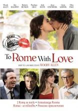 Į Romą su meile DVD