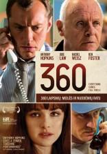 360 laipsnių: meilės ir nuodėmių ratu DVD