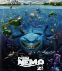 Žuviukas Nemo 3D Blu-ray