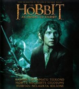 Hobitas: Nelaukta kelionė Blu-ray