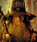 Hobitas: Nelaukta kelionė 3D Blu-ray