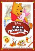 Mikės Pūkuotuko nuotykiai DVD
