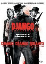 Ištrūkęs Džango DVD