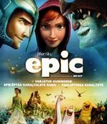 Paslaptinga karalystė Blu-ray