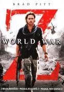 Pasaulinis karas Z DVD