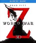 Pasaulinis karas Z 3D Blu-ray