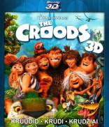 Krudžiai 3D Blu-ray