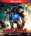 Geležinis žmogus 3 3D Blu-ray