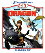 Kaip prisijaukinti Slibiną 3D Blu-ray
