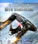 Žvaigždžių kelias: Tolyn į tamsą 3D Blu-ray