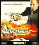 Transporteris 2 Blu-ray