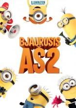 Bjaurusis Aš 2 DVD