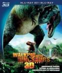 Pasivaikščiojimas su dinozaurais Blu-ray + 3D