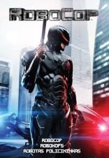 Robotas policininkas DVD