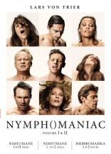 Nimfomanė DVD 1 ir 2 d.