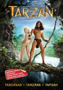 Tarzanas DVD
