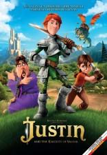 Narsusis riteris Justinas DVD