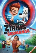Ponas Žirnis ir Šermanas DVD