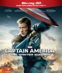Kapitonas Amerika: Žiemos karys Blu-ray + 3D