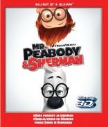 Ponas Žirnis ir Šermanas Blu-ray + 3D
