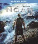 Nojaus laivas Blu-ray + 3D