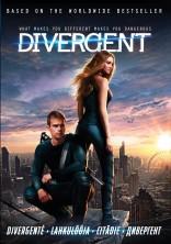 Divergentė DVD