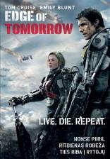 Ties riba į rytojų DVD