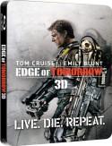Ties riba į rytojų Blu-ray + 3D