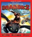 Kaip prisijaukinti Slibiną 2 Blu-ray + 3D