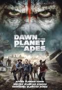 Beždžionių planetos aušra DVD