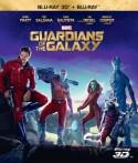 Galaktikos sergėtojai Blu-ray + 3D