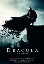 Drakula. Pradžia DVD