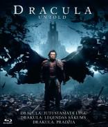 Drakula. Pradžia Blu-ray
