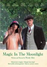 Mėnesienos magija DVD
