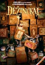 Dėžinukai DVD