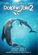 Mano draugas delfinas 2 DVD