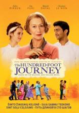 Šimto žingsnių kelionė DVD
