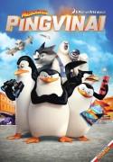 Madagaskaro pingvinai DVD