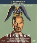 Žmogus-paukštis Blu-ray