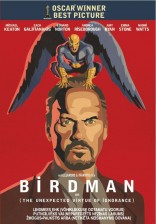 Žmogus-paukštis DVD