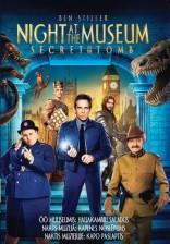 Naktis muziejuje: Kapo paslaptis DVD
