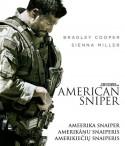 Amerikiečių snaiperis Blu-ray