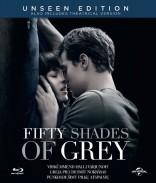 Penkiasdešimt pilkų atspalvių Blu-ray